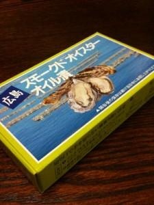 スモークドオイスターオイル漬け 缶詰